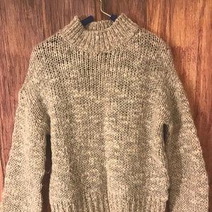 Melrose & Market Mock Neck Sweater
